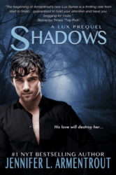 A Lux Prequel Shadows - Jennifer L. Armentrout