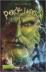 Percy Jackson 1 Diebe im Olymp - Rick Riordan
