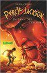 Percy Jackson 2 Im Bann des Zyklopen -Rick Riordan