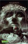 Percy Jackson 5 Die letzte Göttin -Rick Riordan