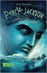 Percy Jackson 3 Der Fluch des Titanen -Rick Riordan
