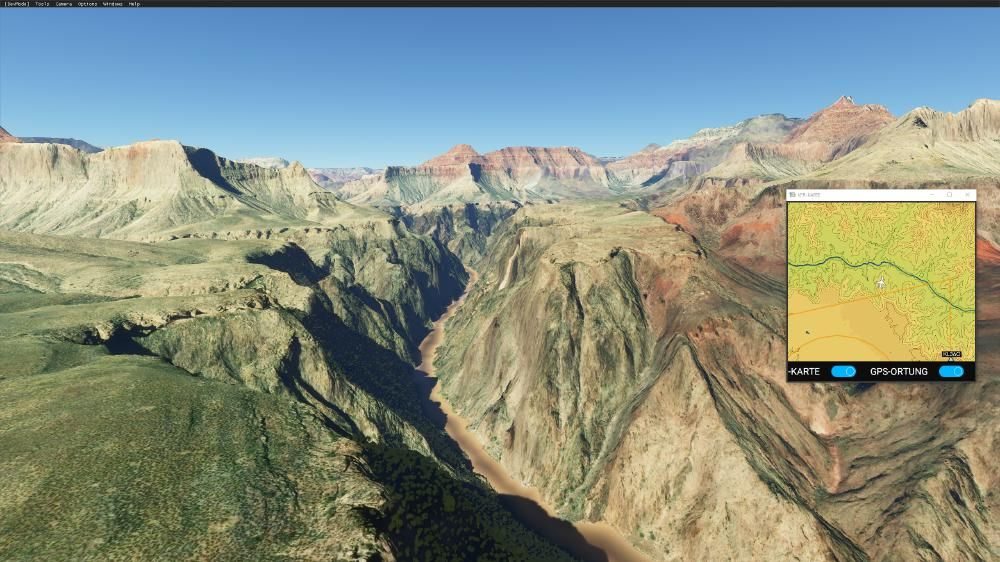 FS 2020 - Grand Canyon Fotospotcheck