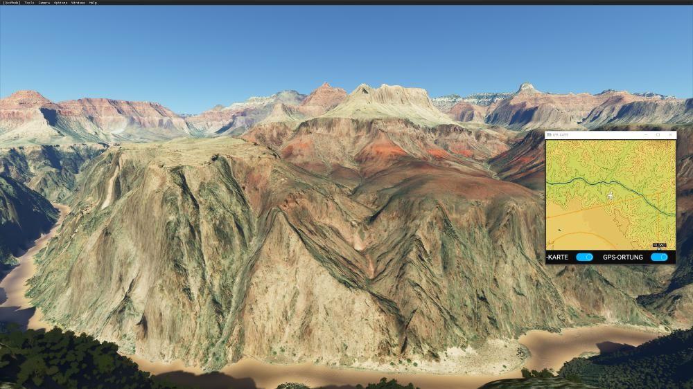 FS 2020 - Grand Canyon Fotospotcheck - nicht so schlecht, oder? Kann man mal hinwandern