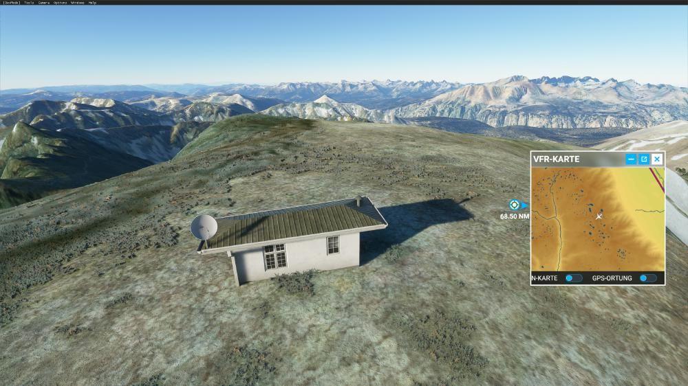 FS 2020 - Angebliche Schutzhütte auf Mount Whitney