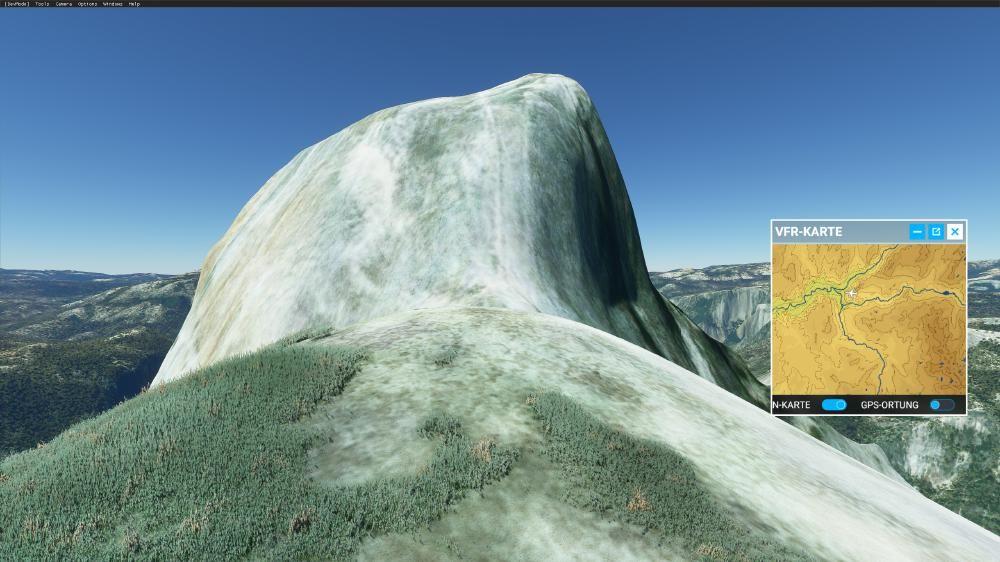 FS 2020 - Half Dome Rückseite