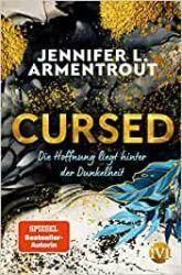 Cursed Die Hoffnung liegt hinter der Dunkelheit - Jennifer L. Armentrout