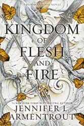 From Blood and Ash 2 Kingdom of Flesh and Fire - Jennifer L. Armentrout