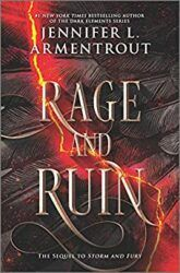 Harbringer Series 2 Rage and Ruin - Jennifer L. Armentrout