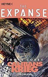 The Expanse 2 Calibans Krieg - James Corey