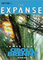 The Expanse Cibola brennt - James Corey