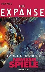 The Expanse 5 Nemesis Spiele - James Corey